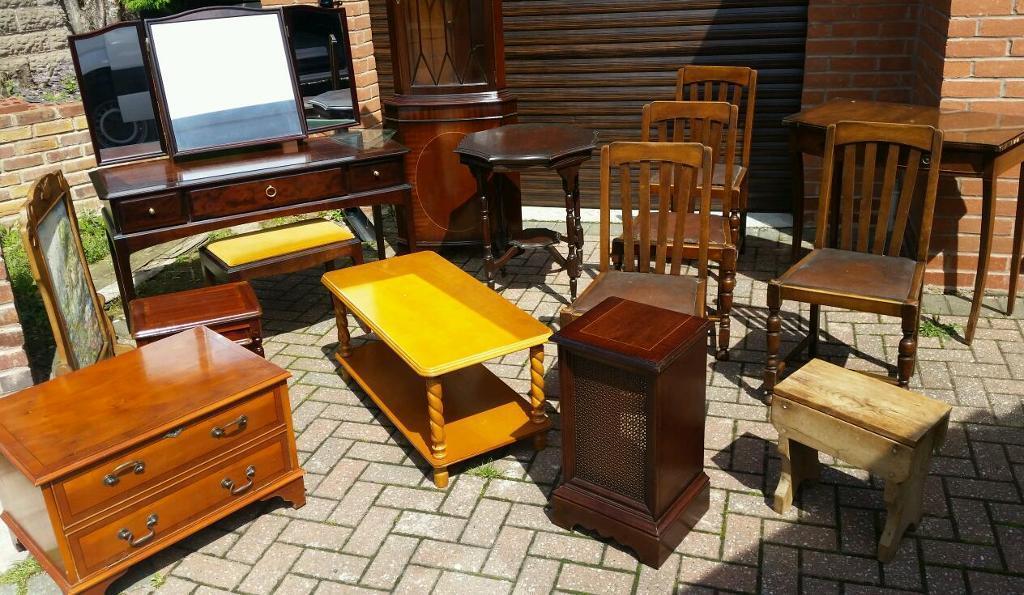 Furniture job lot tables chairs dresseretcetc  : 86 from www.gumtree.com size 1024 x 595 jpeg 126kB