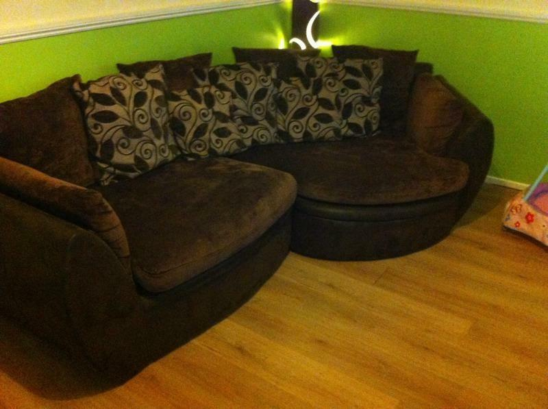 Dfs Snuggle Sofa United Kingdom Gumtree