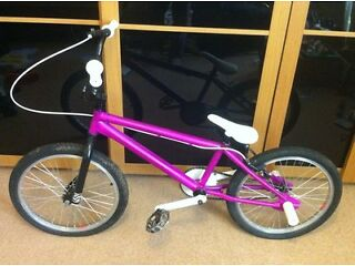 Custom built BMX bike. Great condition.