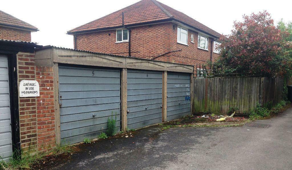 Garage Available To Rent In Cockfosters North London