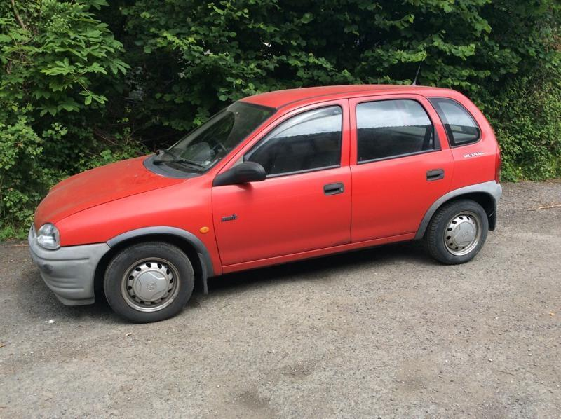 vauxhall corsa 5 door hatch 1996 united kingdom gumtree. Black Bedroom Furniture Sets. Home Design Ideas