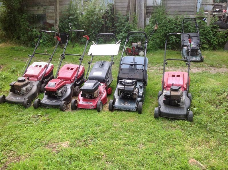 Henfield United Kingdom  city images : Lawnmowers for sale