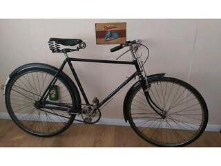 1950s Raleigh bike