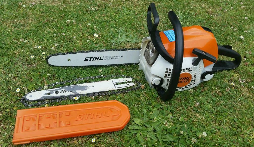 Diss United Kingdom  City new picture : Stihl ms171 chainsaw | United Kingdom | Gumtree