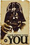 En af de fedeste Star Wars plakater nogensinde produceret.
