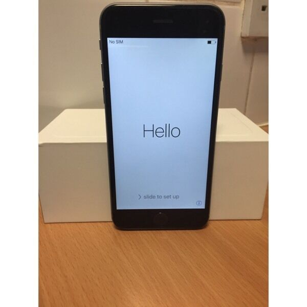 Unlocked iphone 6 16gb space grey Buy, sale and trade ads