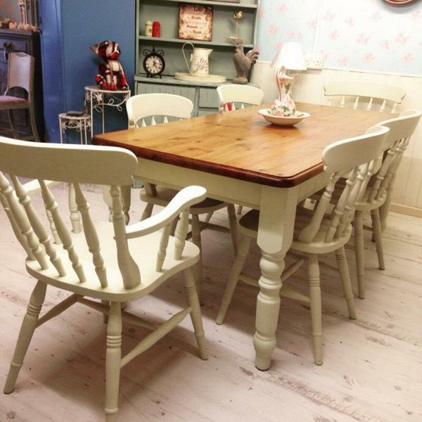 table and 6 chairs united kingdom gumtree