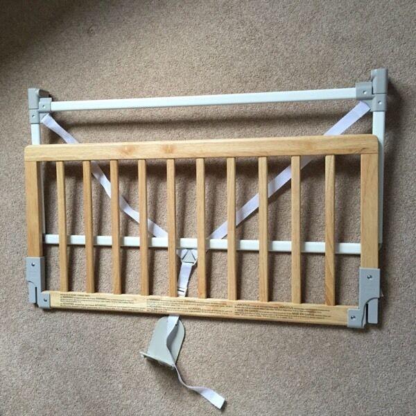 Baby Dan Bed Guard Baby Dan Wooden Bed Guard
