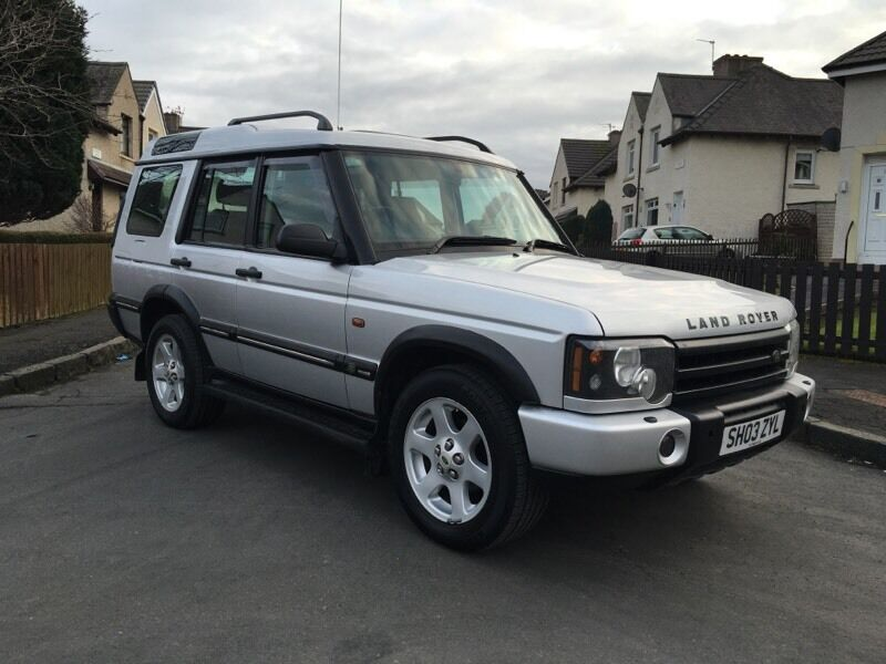 Landrover Discovery 2 Td5 Gs 7 Seater Manual United