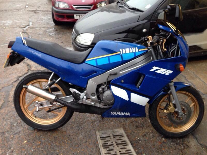 Yamaha Tzr 125 For Sale Yamaha Tzr 125 For Sale