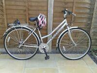 Ladies reflex Cotswold hybrid bike