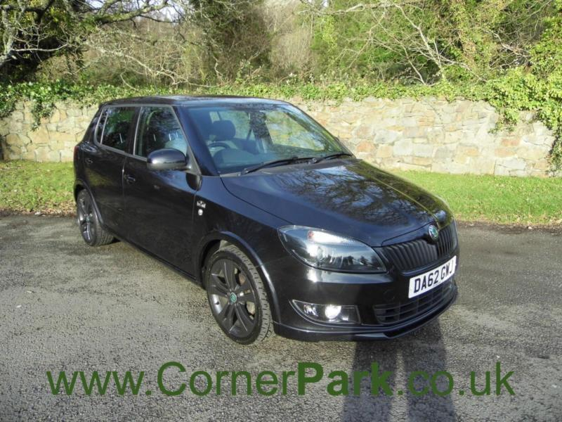 2012 skoda fabia monte carlo tdi cr hatchback diesel united kingdom gumtree. Black Bedroom Furniture Sets. Home Design Ideas
