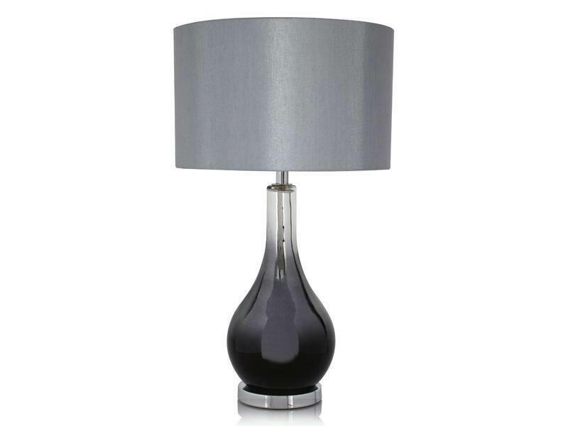 Grey Ombre Table Lamp