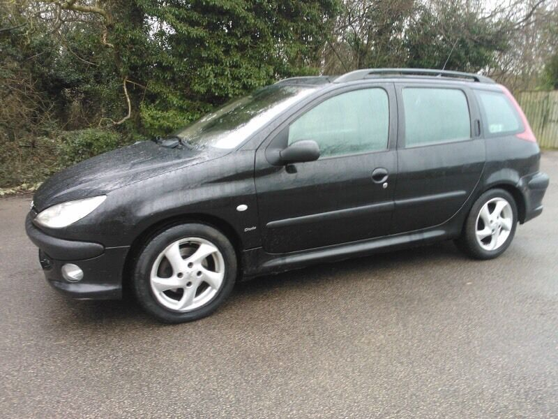 peugeot 206 sw estate 2 0 diesel hdi united kingdom gumtree. Black Bedroom Furniture Sets. Home Design Ideas