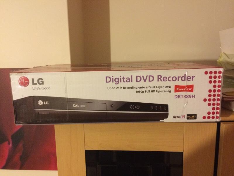 lg dvd recorder rh735t manual