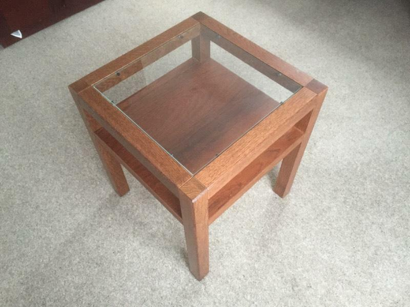 Ikea side occasional table united kingdom gumtree - Occasional tables ikea ...