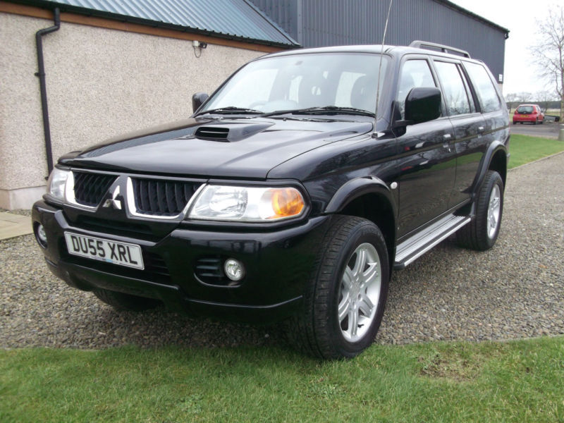 Mitsubishi Shogun Sport 2005 (55) reg, 2.5TD Warrior, Storry 4x4 | United Kingdom | Gumtree