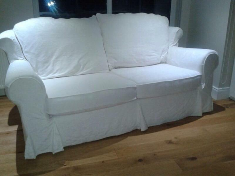 Comfy cream sofa for sale united kingdom gumtree for Comfy couches for sale