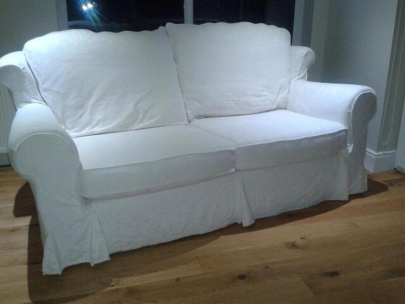 Comfy cream sofa for sale united kingdom gumtree for Comfy sofas for sale
