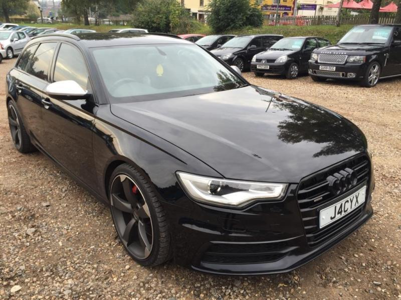2013 audi a6 avant 3 0 tdi s line s tronic quattro 5dr united kingdom gumtree. Black Bedroom Furniture Sets. Home Design Ideas