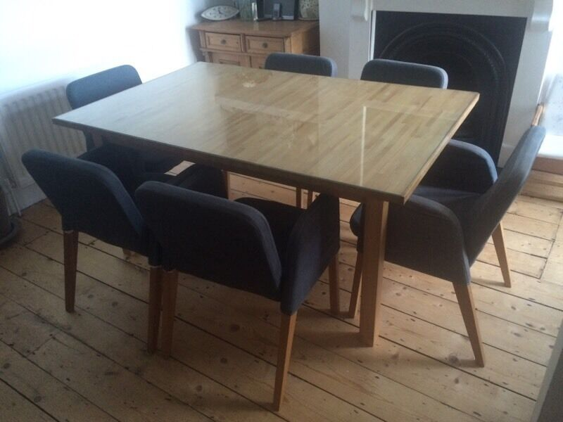 scandinavian dining table and chairs united kingdom