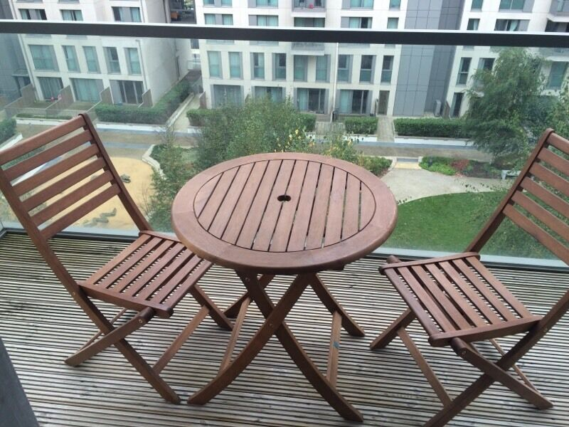 2 seater outdoor table and chair set united kingdom for Outdoor furniture gumtree