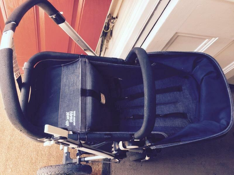how to put on bugaboo cameleon rain cover