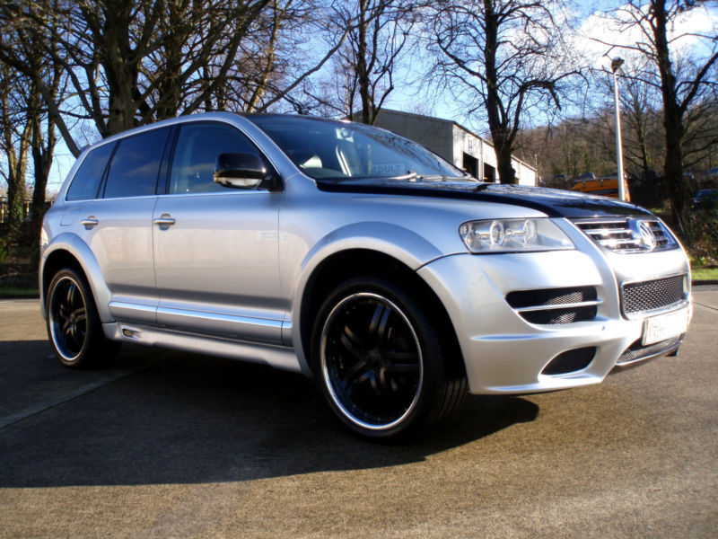 vw touareg tdi sport 2005 low tax group 22 wheels. Black Bedroom Furniture Sets. Home Design Ideas