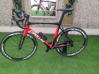 Cipollini bond road bike