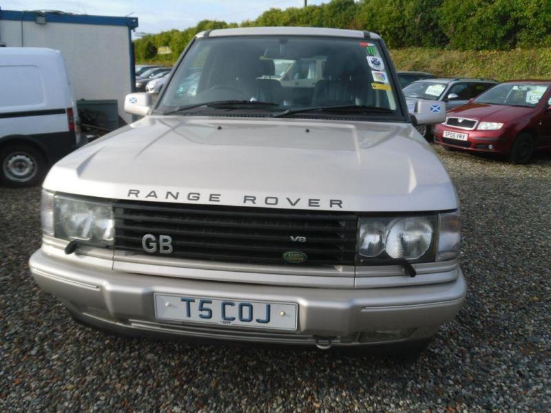 2000 Land Rover Range Rover 4 0 Hse Auto 92 000 Miles