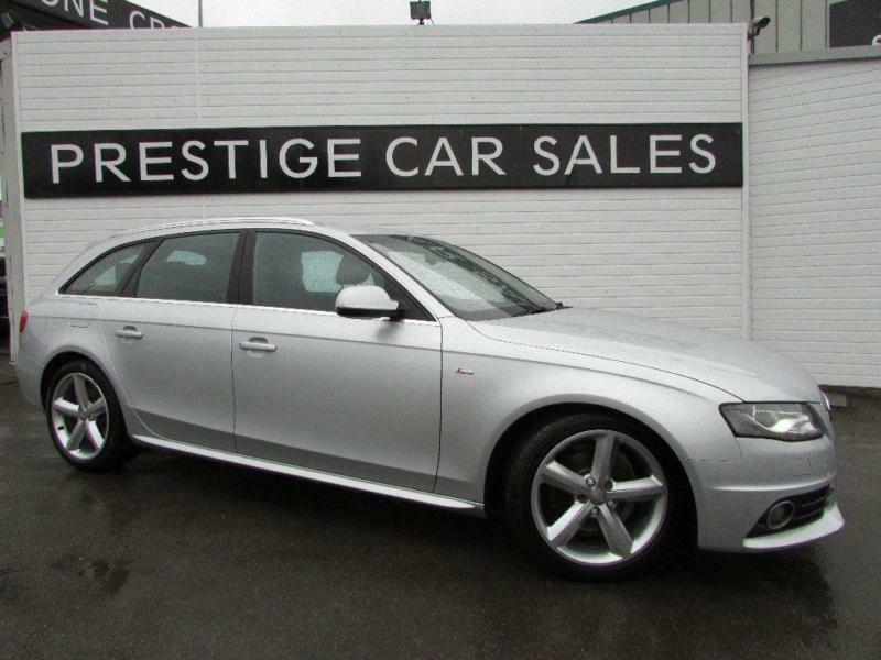 Audi a4 avant s line for sale gumtree 10