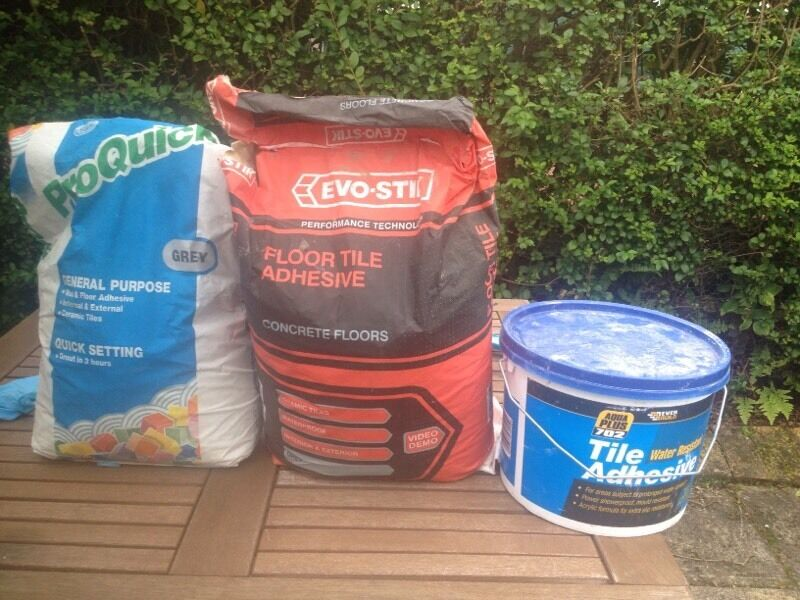 Floor Tile Adhesive Grout Buy Sale And Trade Ads