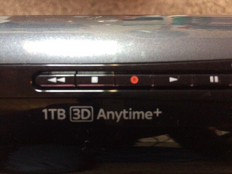 Sky hd Box Model Drx895 1tb 3d