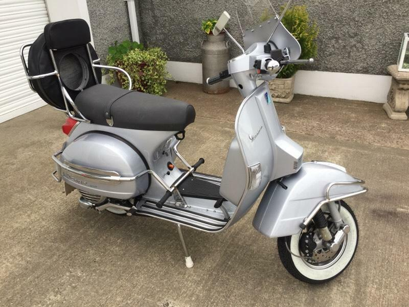 Ballyclare United Kingdom  city photos gallery : 2012 VESPA PX 125 SCOOTER | United Kingdom | Gumtree