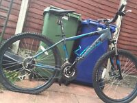 Dawes xc24 mountain bike