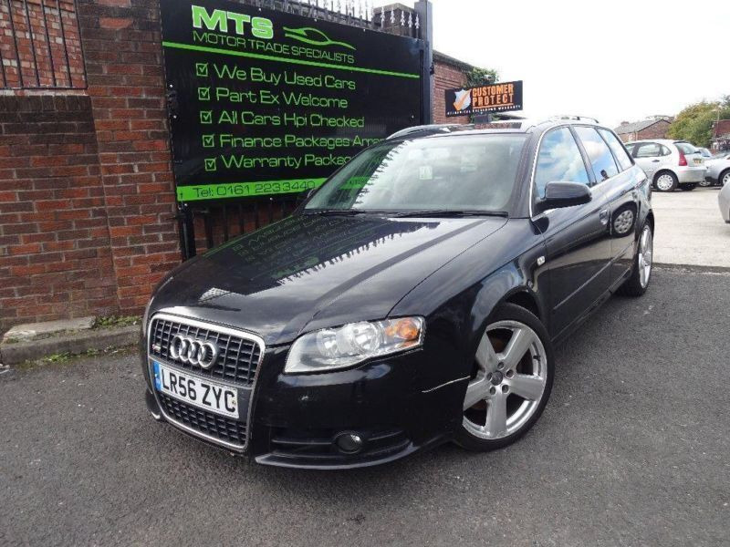 Audi a4 avant s line for sale gumtree 16