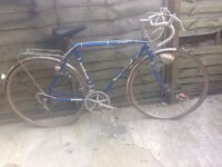 ELSWICK VINTAGE STYLE BIKE 700C WHEELS £65