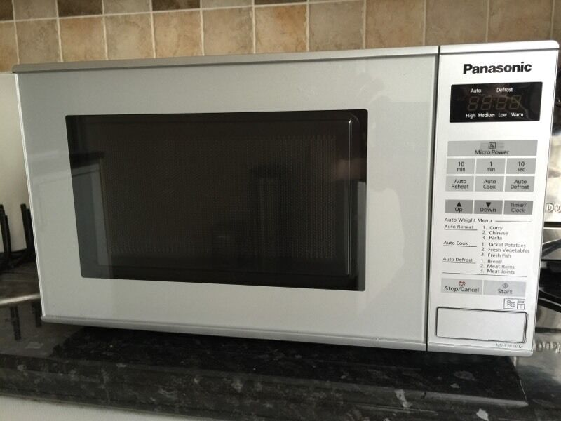 Old Microwave Oven ~ Panasonic w microwave nn buy or sell find it used