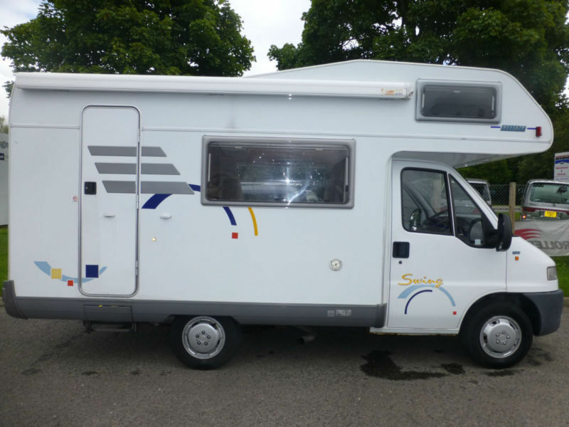 Elegant Lovely Low Mileage Motorhome For Sale  United Kingdom  Gumtree