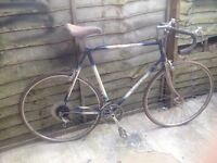 VINTAGE STYLE BIKE 700C WHEELS £65