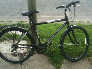 Challenger crusade hybrid bike in new condition