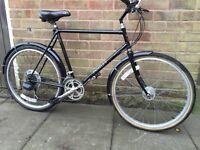 Pashley hybrid/ town / commuter bike