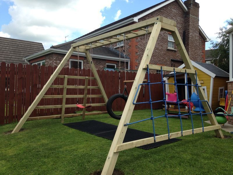 Complete climbing buy sale and trade ads great prices for Swing set frame only