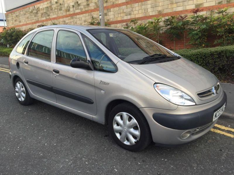 2003 citroen xsara picasso 2 0 hdi sx 5dr united kingdom gumtree. Black Bedroom Furniture Sets. Home Design Ideas