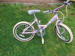 Girls bike - Raleigh Starz 16