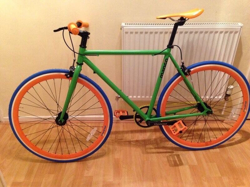 Mango Single Speed Single Speed Mango Bike