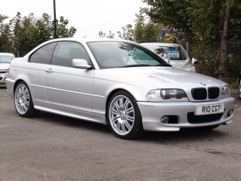 bmw 330i 2001 ci sport coupe silver 18 inch m3 alloy wheels fsh 1 years mot united. Black Bedroom Furniture Sets. Home Design Ideas
