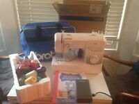 sewing machine in united kingdom stuff for sale gumtree. Black Bedroom Furniture Sets. Home Design Ideas