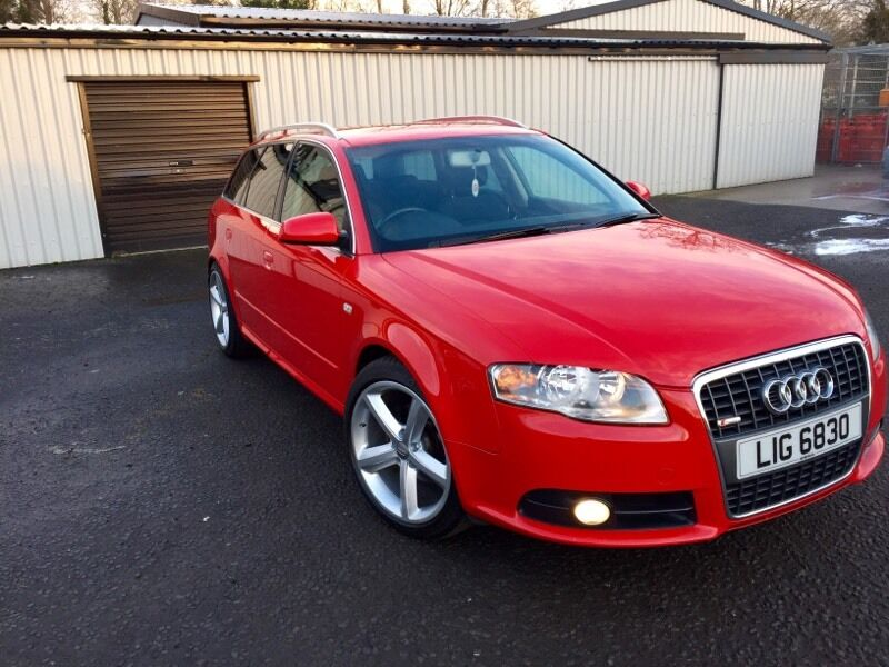 Audi a4 avant s line for sale gumtree 15