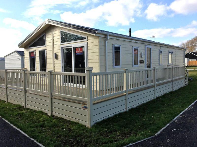 Original Static Caravans For Sale Seaview Whitstable Kent  Park Holidays UK
